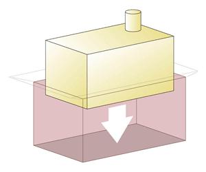 水槽イン工法